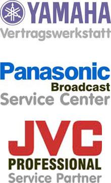 pmcrew - yamaha, panasonic, JVC - Partner
